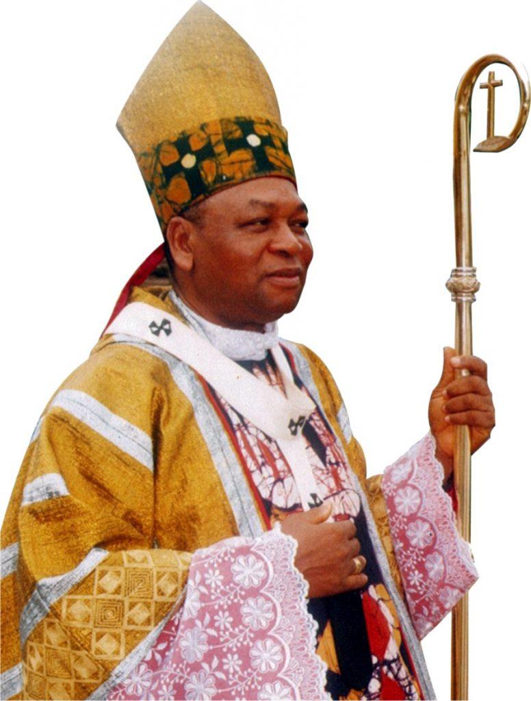 His Eminence John Olorunfemi Onaiyekan Cardinal Archbishop Emeritus