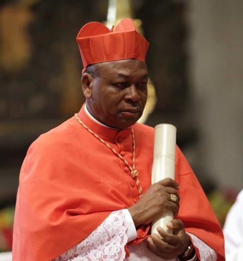 His Eminence John Olorunfemi Onaiyekan