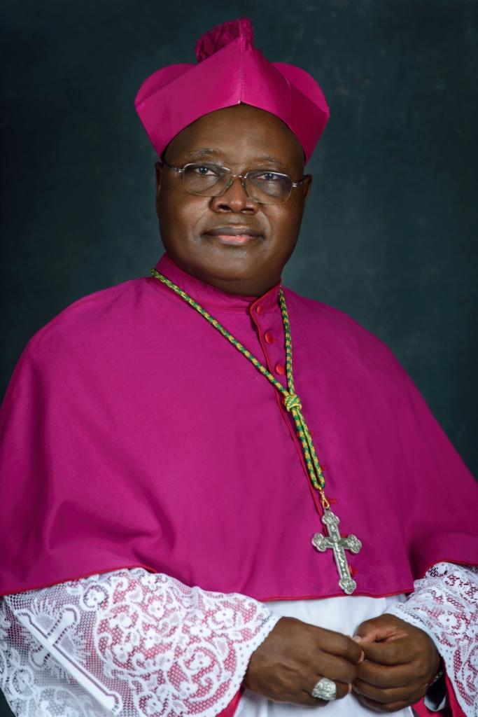 His Eminence Most. Rev. Dr. Ignatius Ayau Kaigama