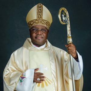 His Eminence: Ignatius Ayau Kaigama