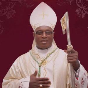 Most Rev. Dr. Anselm Umoren, MSP